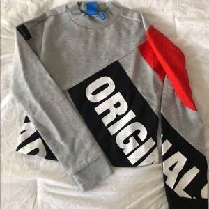 Adidas original crop top ❤️